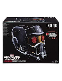MARVEL LEGENDS PREMIUM ROLE-PLAY GUARDIAN OF THE GALAXY - STAR - LORD ELECTRONIC HELMET