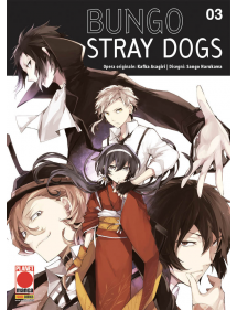 BUNGO STRAY DOGS 3 RISTAMPA