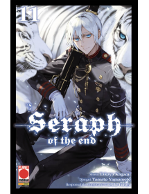 SERAPH OF THE END 11 RISTAMPA