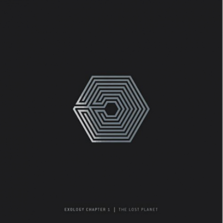 K-POP CD Exo - Exology Chapter 1: The Lost Planet (Special Ed.)