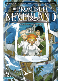 PROMISED NEVERLAND (THE) UNA LETTERA DA NORMAN
