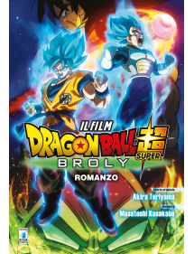 DRAGON BALL SUPER ROMANZO BROLY