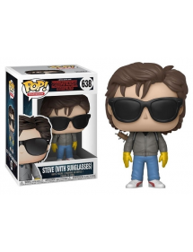 POP TELEVISION 638 STRANGER THINGS - STEVE (WITH SUNGLASSES)