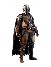 HOT TOYS PREORDINE Star Wars The Mandalorian 1/6 Action Figure 30 cm