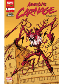ABSOLUTE CARNAGE 3 VARIANT ZEROCALCARE