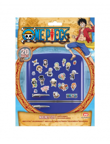 ONE PIECE CHIBI 20 MAGNETI