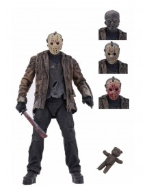 FIGURE NECA FREDDY VS JASON - JASON VORHEES