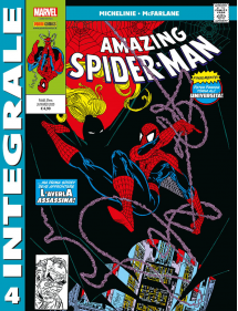 SPIDER-MAN MARVEL INTEGRALE 4