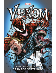 VENOM COLLECTION 10 CARNAGE SCATENATO