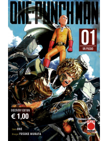 ONE-PUNCH MAN 1 DISCOVERY EDITION
