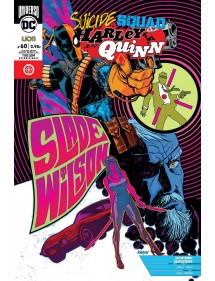 SUICIDE SQUAD/HARLEY QUINN 82/60