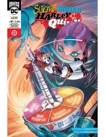 SUICIDE SQUAD/HARLEY QUINN 83/61