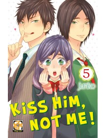KISS HIM, NOT ME! 5