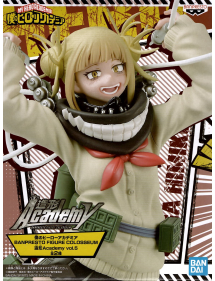 BANPRESTO FIGURE COLOSSEUM MY HERO ACADEMIA - TOGA HIMIKO