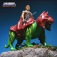 MASTERS OF THE UNIVERSE HE-MAN AND BATTLE CAT