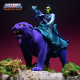 MASTERS OF THE UNIVERSE SKELETOR AND PANTHOR