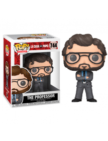 POP TELEVISION 744 LA CASA DE PAPEL - THE PROFESSOR