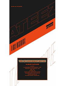 K-POP CD ATEEZ 1ST ANNIVERSARY EDITION TREASURE