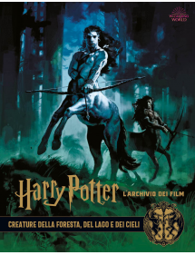HARRY POTTER L'ARCHIVIO DEI FILM 1