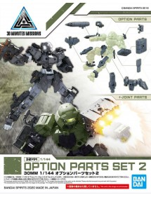 30 MINUTES MISSIONS W-6 OPTION PARTS SET 2