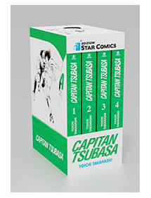 CAPITAN TSUBASA NEW EDITION COLLECTION 1