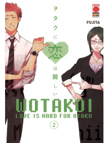 WOTAKOI LOVE IS HARD FOR OTAKU 2