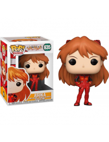 POP ANIMATION 635 EVANGELION - ASUKA