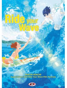 RIDE YOUR WAVE MANGA VOLUME UNICO