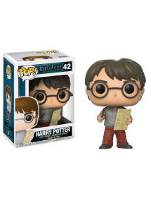 POP HARRY POTTER 42 HARRY POTTER with Marauders Map