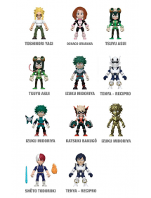 MY HERO ACADEMIA MINI FIGURE (8M)