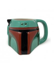 TAZZA STAR WARS 3D BOBA FETT