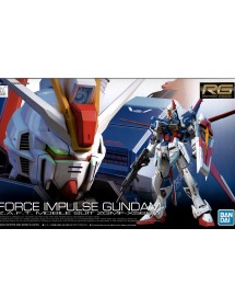 RG GUNDAM REAL GRADE SCALA 1:144 33 FORCE IMPULSE GUNDAM