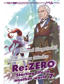RE:ZERO STARTING LIFE IN ANOTHER WORLD 7