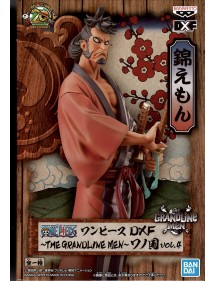 ONE PIECE DXF THE GRANDLINE MEN KINEMON