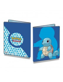 POKEMON ALBUM 9 TASCHE PRO BINDER SQUIRTLE 2020
