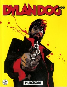 DYLAN DOG 405 L'UCCISORE