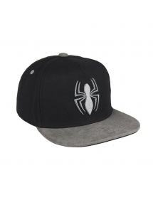 MARVEL SPIDER-MAN CAPPELLO CON VISIERA GREY SPIDER