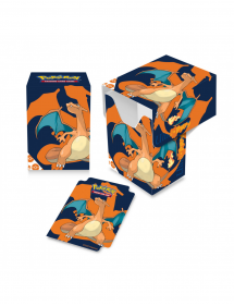 DECK BOX POKEMON - CHARIZARD 2020