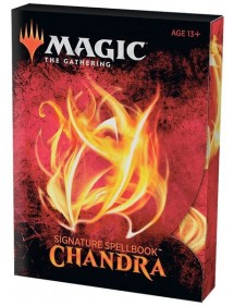 MAGIC CHANDRA SIGNATURE SPELLBOOK
