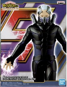 MY HERO ACADEMIA MOVIE HEROES RISING NINE 19CM