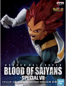 DRAGON BALL BLOOD OF SAIYANS SUPER SAIYAN GOD VEGETA (15cm)