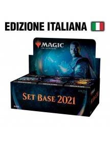 MAGIC SET BASE 2021 BUSTA 15 CARTE