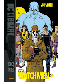 WATCHMEN VOLUME UNICO