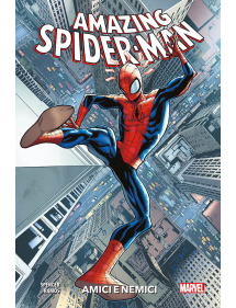 AMAZING SPIDER-MAN VOLUME 2 AMICI E NEMICI