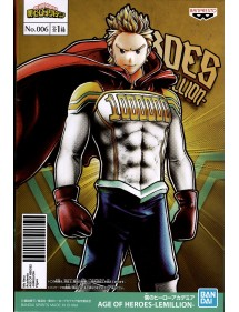 AGE OF HEROES MY HERO ACADEMIA - LEMILLION