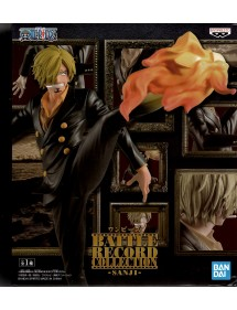 BATTLE RECORD COLLECTION ONE PIECE SANJI