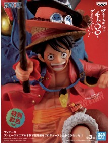 ONE PIECE MANIA PRODUCE MONKEY D LUFFY 11 CM