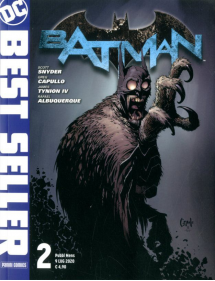 DC BEST SELLER 2 BATMAN DI SNYDER & CAPULLO