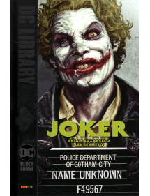 JOKER DC LIBRARY VOLUME UNICO