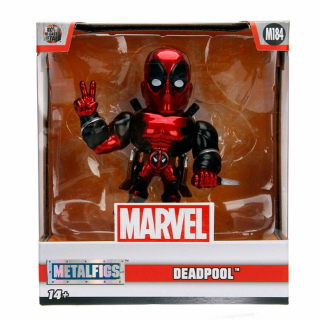 MARVEL METALFIGS 10CM DEADPOOL